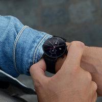 "Chrono Black ""Midnight Woven"""