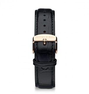 Leather Strap Black Leather - Kapten & Son - Taiwan