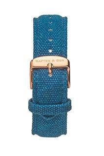 Canvas Strap Blue - Kapten & Son - Taiwan