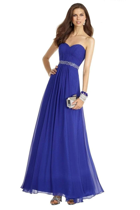 ALYCE Dress 6 / Cobalt 35813