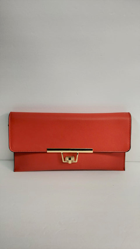DRESS PEOPLE Clutch Purse/Evening Bag Red Purse1266