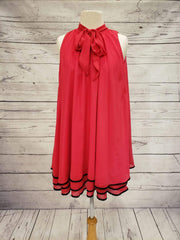 DRESS PEOPLE Dress Fuchsia Onesize112