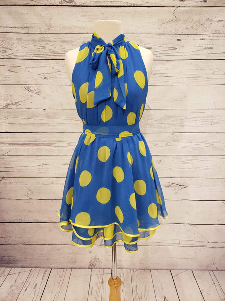 DRESS PEOPLE Dress Onesize112Polkadot