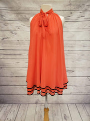 DRESS PEOPLE Dress Orange Onesize112