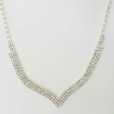 DRESS PEOPLE Jewelry 6580R01 NECKLACE SET