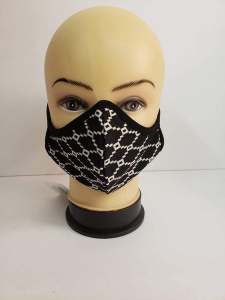 DRESS PEOPLE MASKS MSK007-BRK
