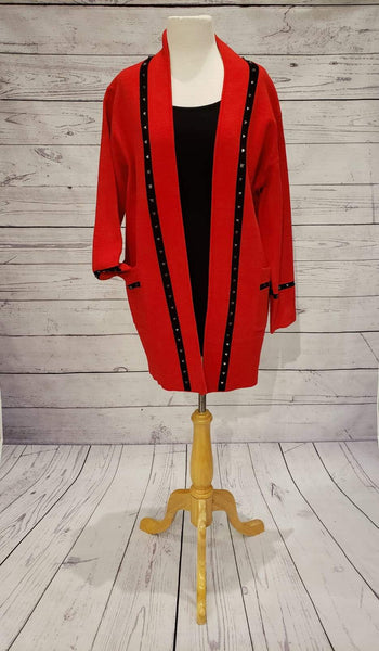 DRESS PEOPLE S / Red TD-00181