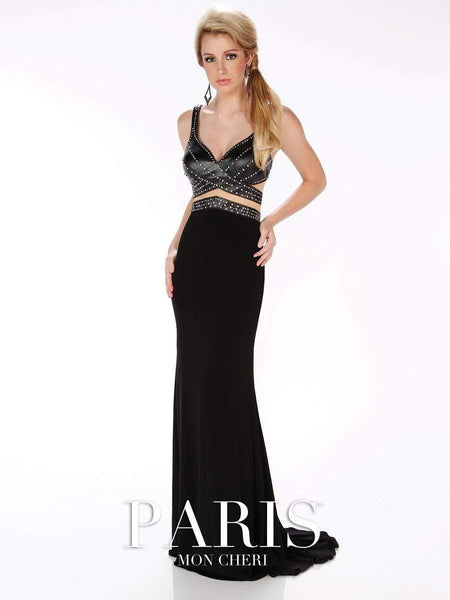 Mon Cheri Dress 8 / Black 116783