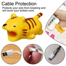 Load image into Gallery viewer, Cute Cartoon Phone Cable Protector