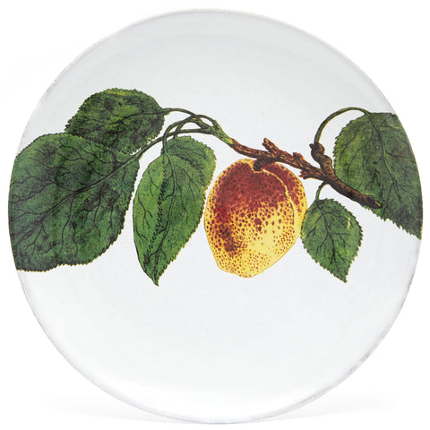 Spotted Plum Plate
