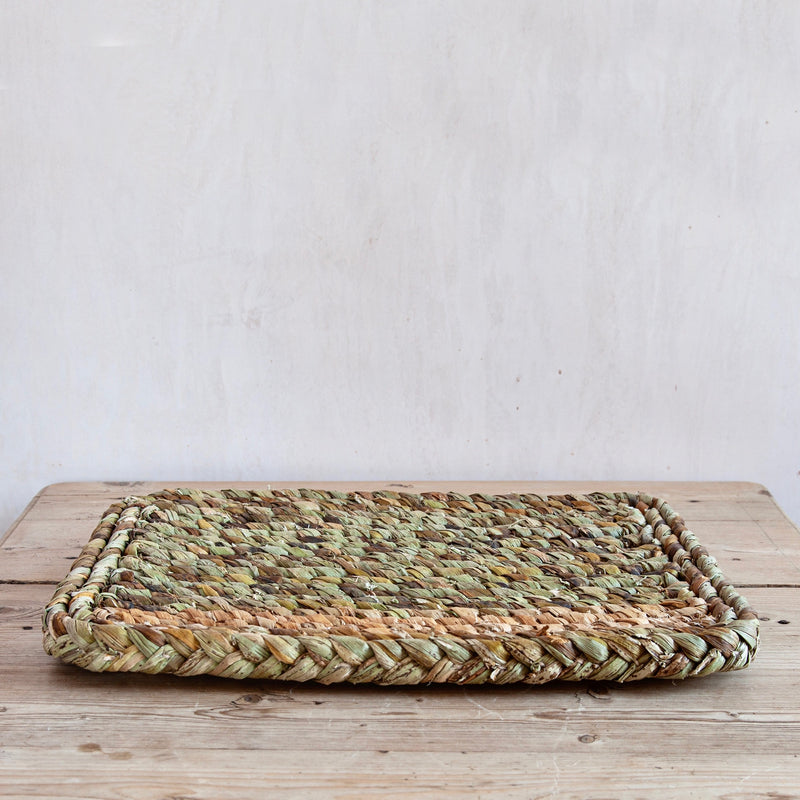 English Bulrush Doormat