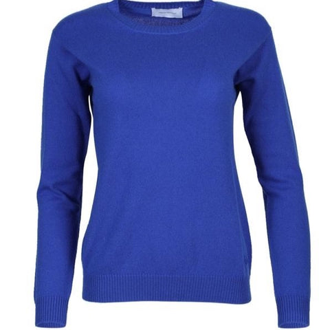 Virgile Cashmere Sweater (Blue)