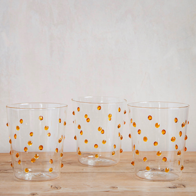 Party Tumbler, Golden Yellow