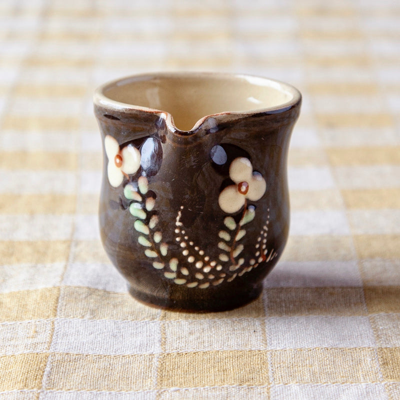 Hand-Painted Mini Jug