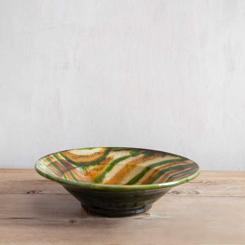 Handmade Terracotta Soup Bowl