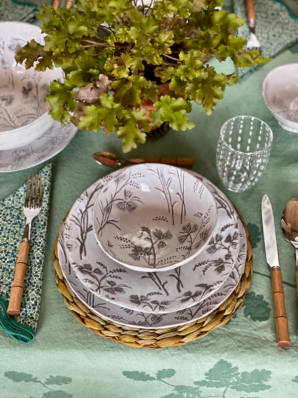 English Bulrush Circular Tablemats
