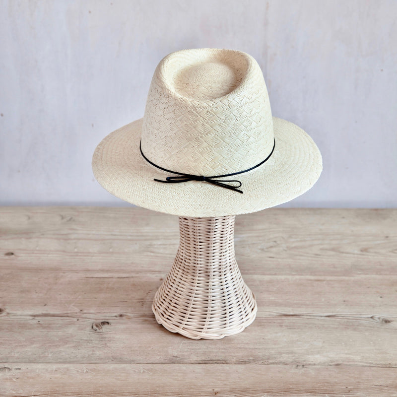 Andre Straw Hat, Black Knot