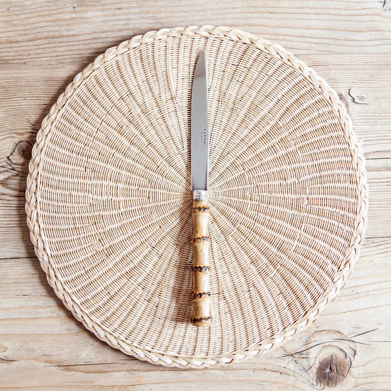 Bamboo Steak Knife