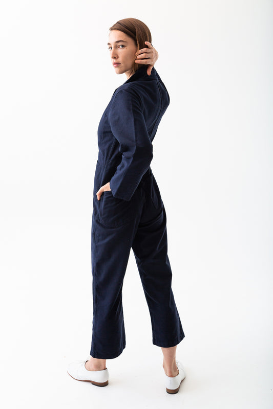 Fincher Cotton Jumpsuit