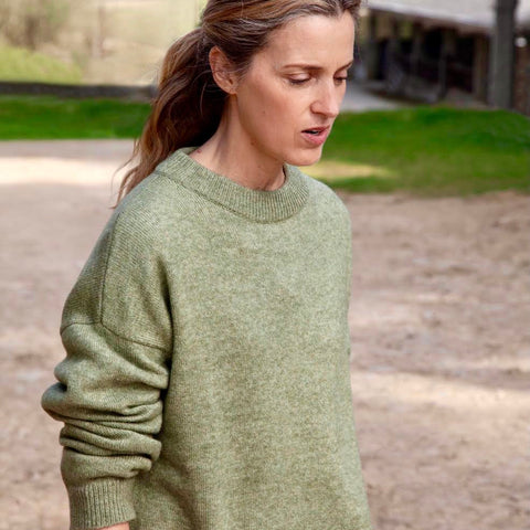 Pino Wool Sweater