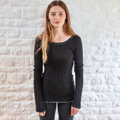 Carlton Merino Sweater