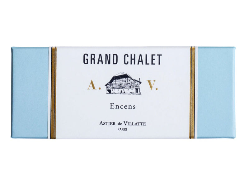 Incense, box 125 pcs, Grand Chalet