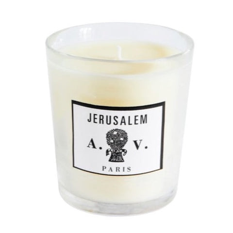 Scented Candle, Jerusalem