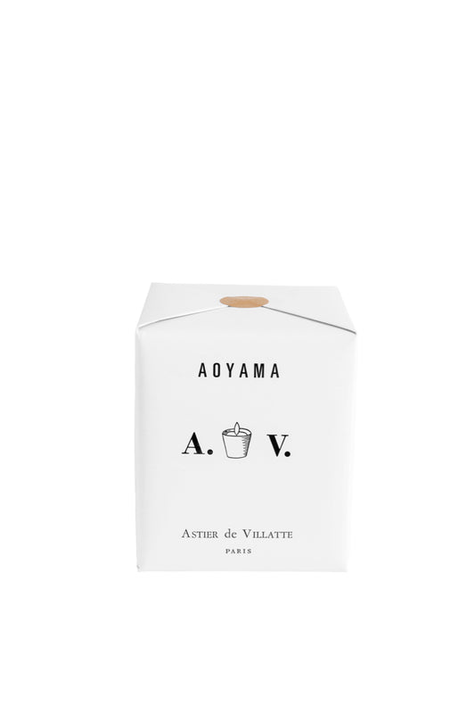 Scented Candle, Aoyama