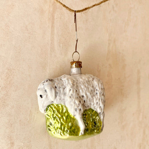 Sheep Ornament