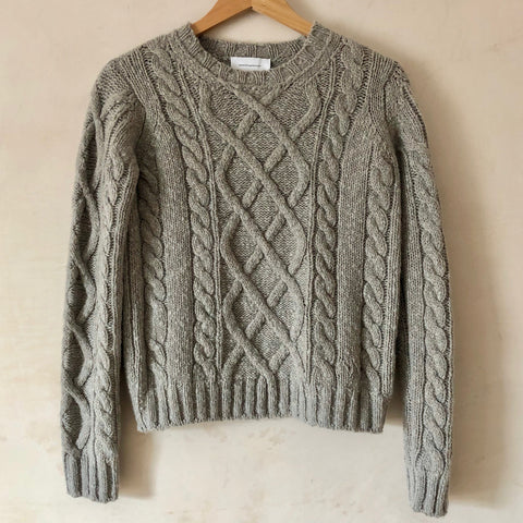 Tam Sweater, Lambs Wool & Cashmere