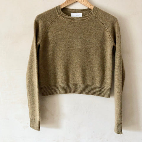 Mini Mila Sweater, Cashmere