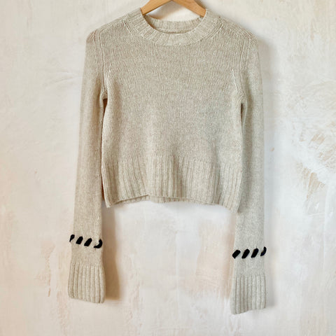 Alena Featherweight Cashmere Pullover
