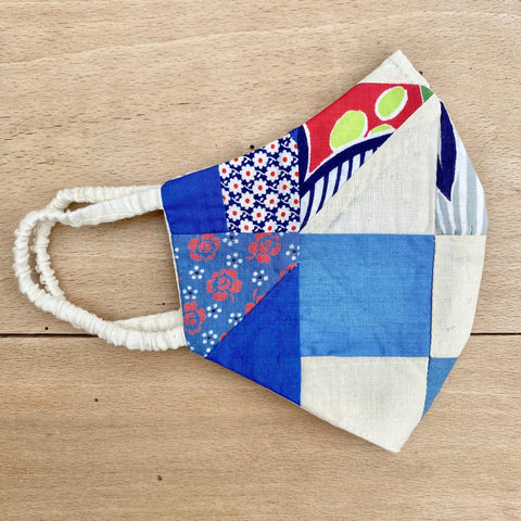 Patchwork Quilt Cotton Mask