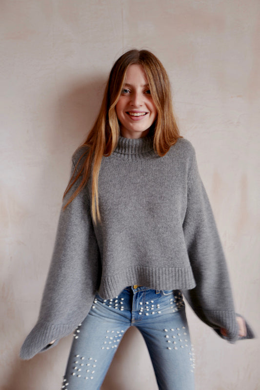 Marion Heavyweight Cashmere Sweater