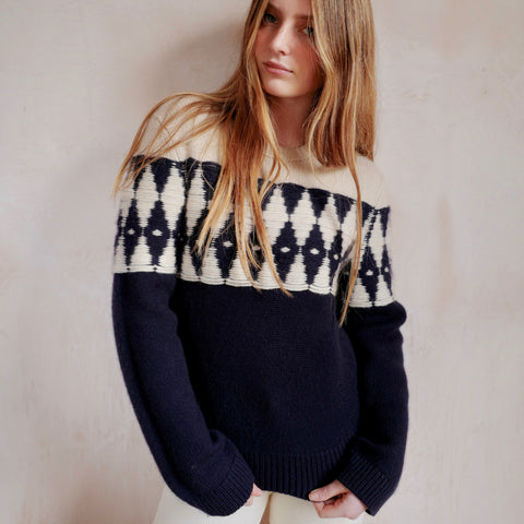 Romme Heavyweight Cashmere Sweater