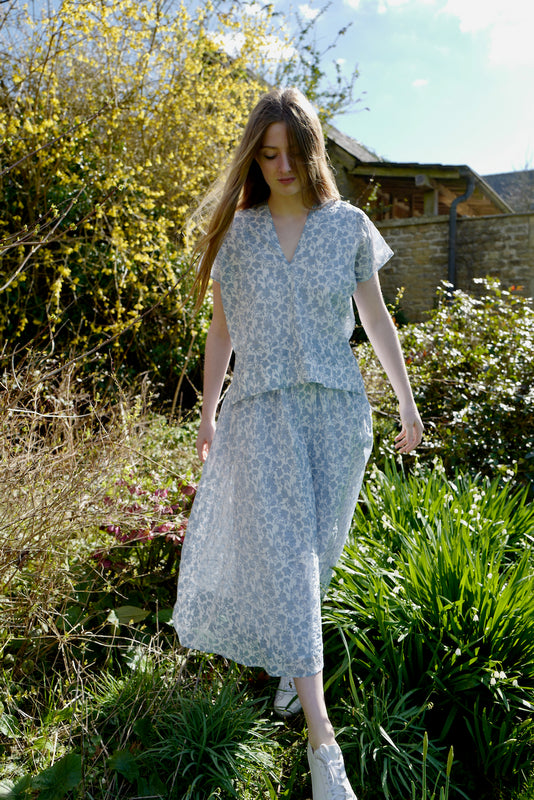 Selma Cotton Dress