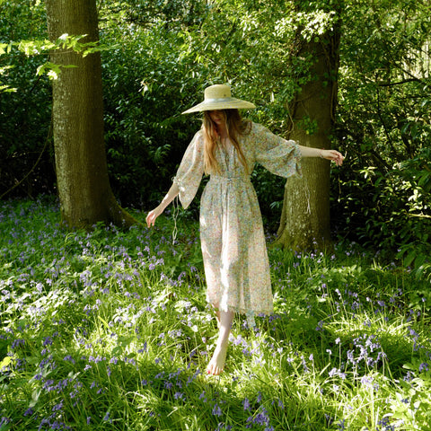 Otti Dress (Poet's Meadow)