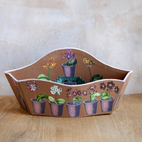 "Longhi Letter Holder, ""Auricula Theatre"""