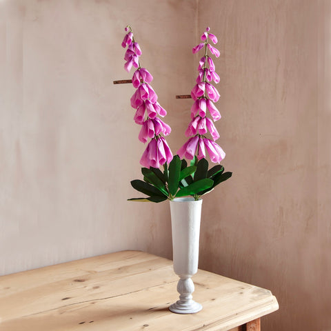 Foxglove Paper Flower Stems