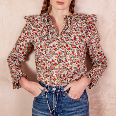 Victoria Blouse, Libby