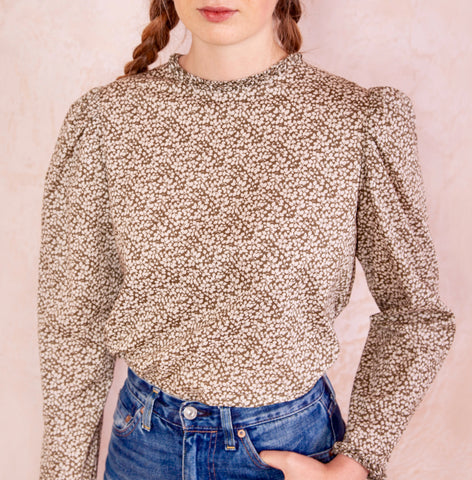 Betty Blouse, Glenjade