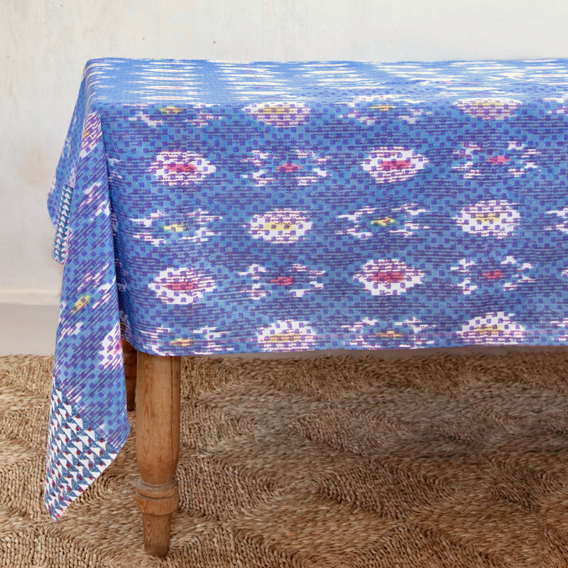 Amber Rouge Night Sky Tablecloth