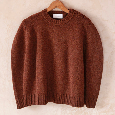 Coco Cape, Brown