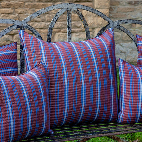 Cotton Cushion Cover (tartan)