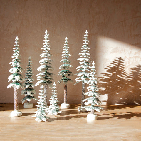 Beaded Tree Table Decorations
