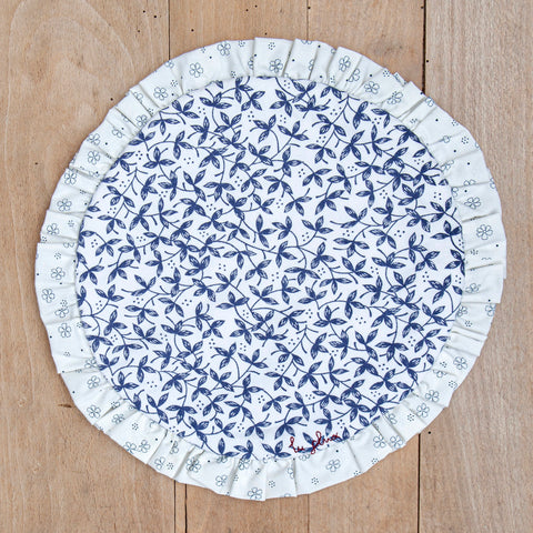 Blue Patchwork Placemat