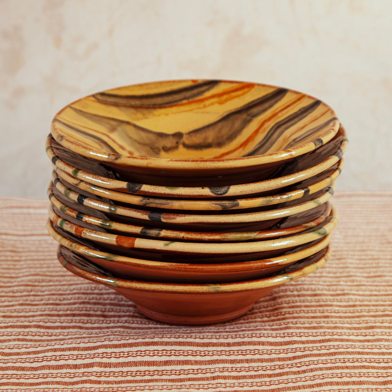 Handmade Medium Terracotta Bowls
