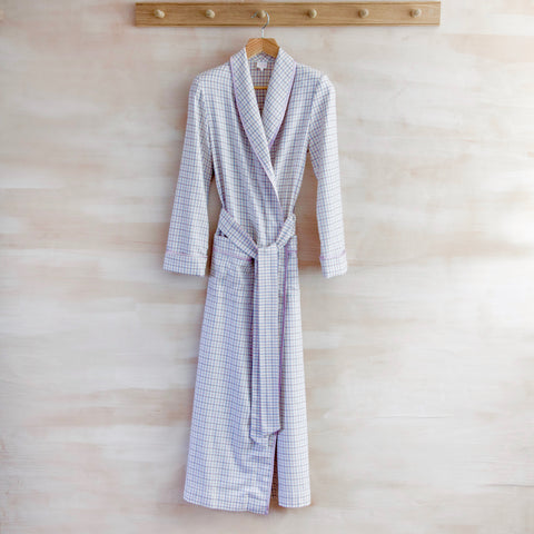 Brushed Cotton Robe