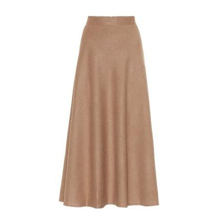 Ada Skirt, Camelhair (Camel)