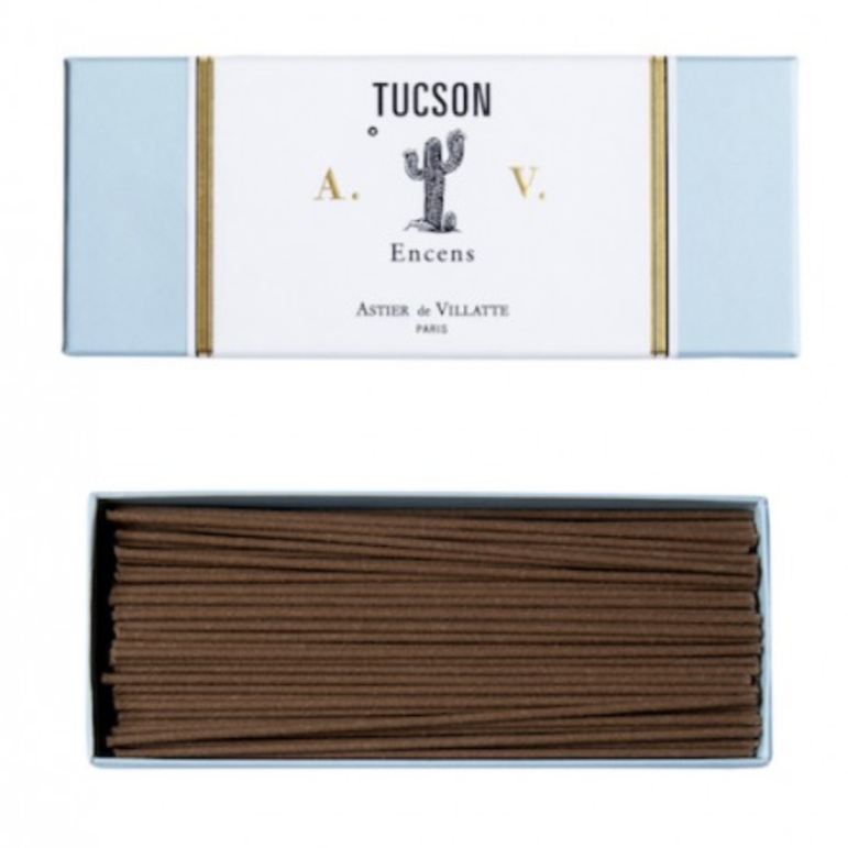 Incense, box 125 pcs, Tucson